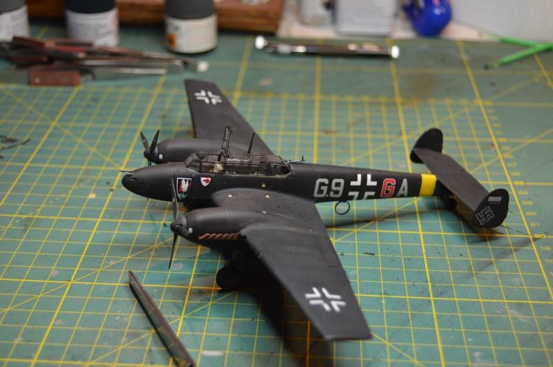 Nightfighter Germany 1940 : Bf110 C Maj Falck Commodore NGJ1 - Page 3 256109OK1605163