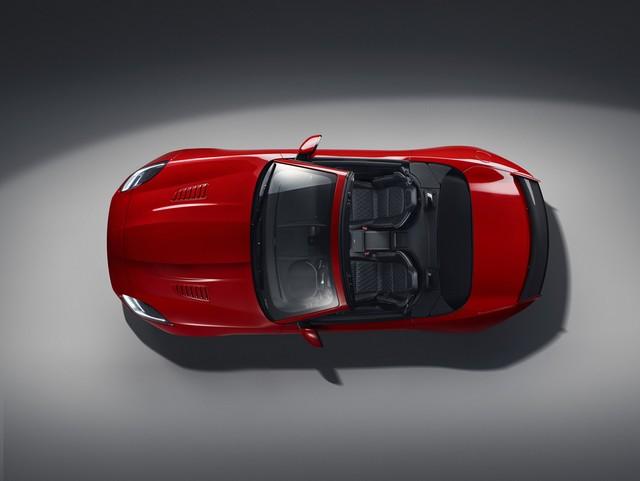 Lancement De La Nouvelle Jaguar F-TYPE Dotée De La Technologie GOPRO En Première Mondiale 256281jaguarftype18mysvrconvertiblestudioexterior10011703