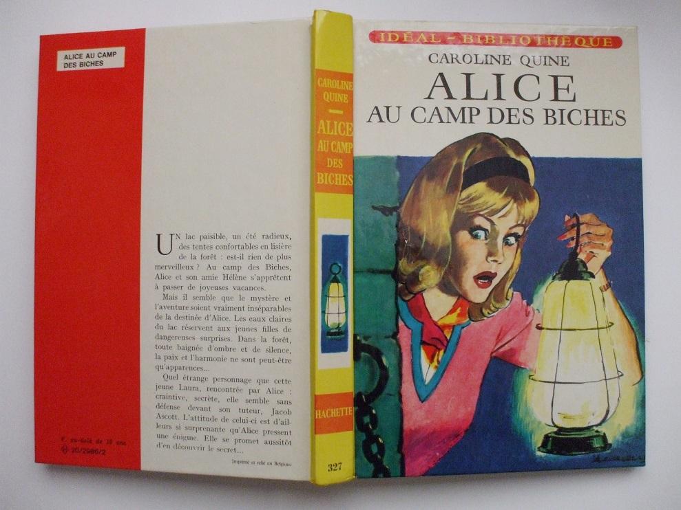 Les anciennes éditions de la série Alice. 256976aa001