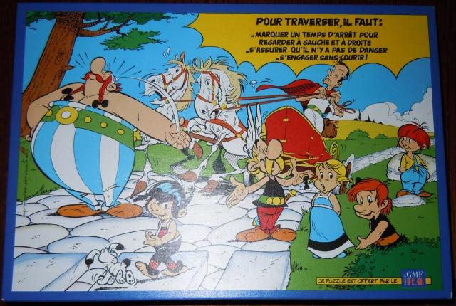 Mes dernières acquisitions Astérix 257167puzzle