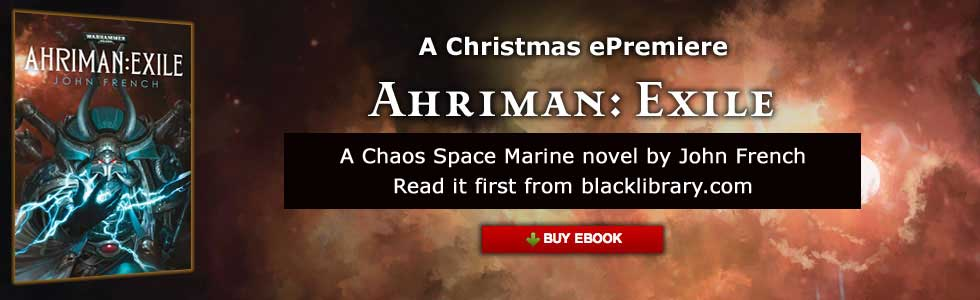 Ahriman: Exile by John French 257251ahrimanbuy