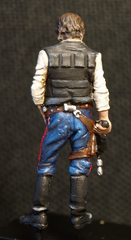 FINI - Han Solo - Knight model 258086HanSolo4