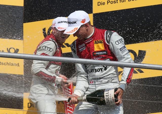 Edoardo Mortara est le premier vainqueur en DTM de la saison 2016  258215A163536medium