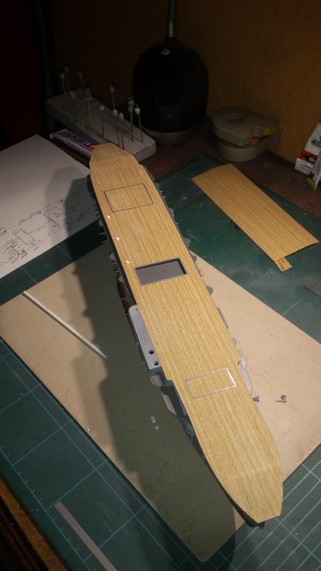 Porte Avions Béarn - 1/400 par Gianluca - Page 7 25842120140830220633