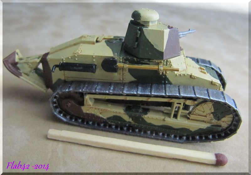 FT-17 - First to fight - 1/72ème - Montage terminé !!! - Page 2 2586647410