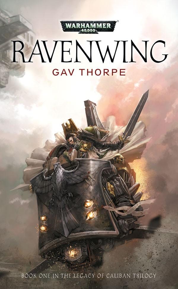 Ravenwing de Gav Thorpe 259152Ravenwing