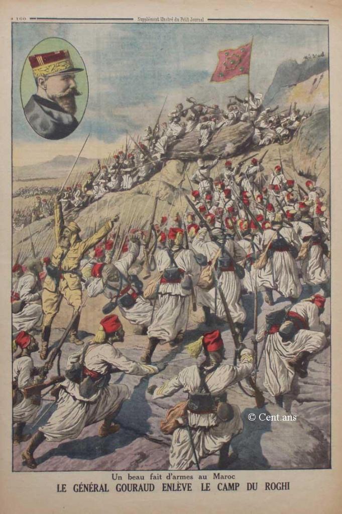 صفحات من تاريخ المغرب الحديث من خلال Le Petit journal illustré - صفحة 3 259543pj122617051914b