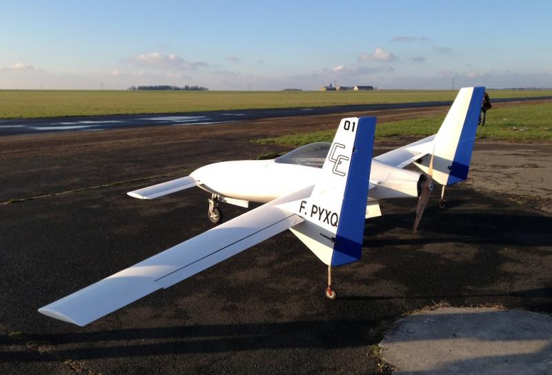 Flying Electron : remotorisation électrique d'un avion - Page 2 259663image34arr