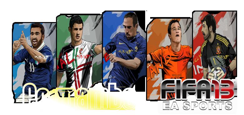 MAMBO FC // FIFA 13