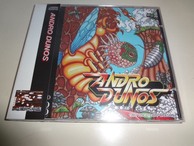 Andro Dunos sur Neo-Geo CD 259803androdunos
