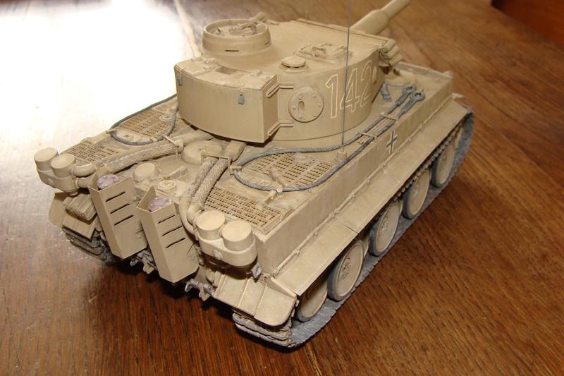 Tigre I - Tamiya ref 35156 - 1/35 - Page 5 259813DSC05429