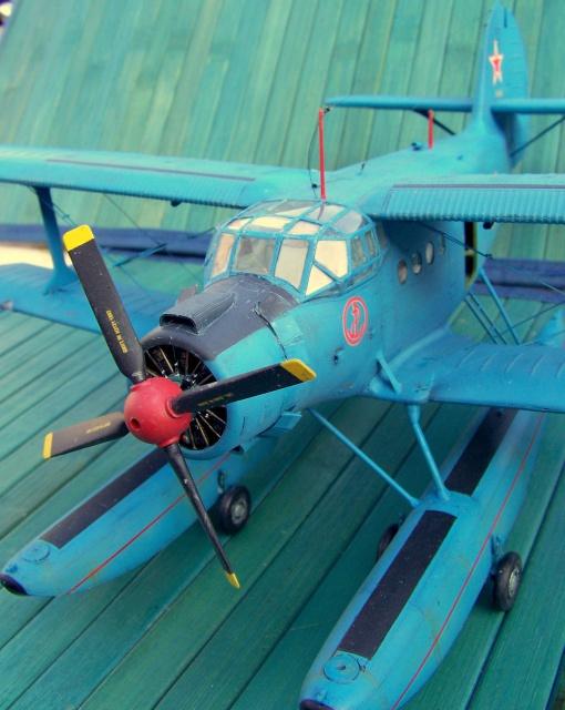 Pantouflard soviétique : l'Antonov AN-2V 2599351083678