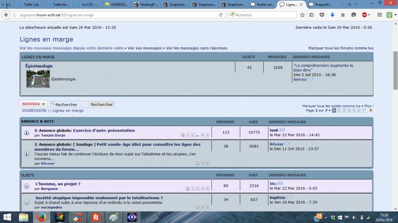 Propositions pour l'apparence du forum 259944Graphismebleubleu1catgorie