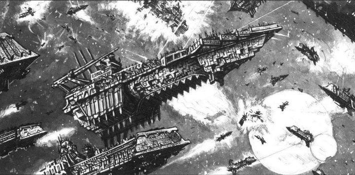 [W40K] Collection d'images : Flotte Impériale 261912Imperialnavy8