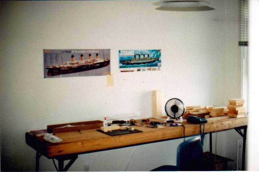Titanic échelle 1/114 261971A01Titanic1114