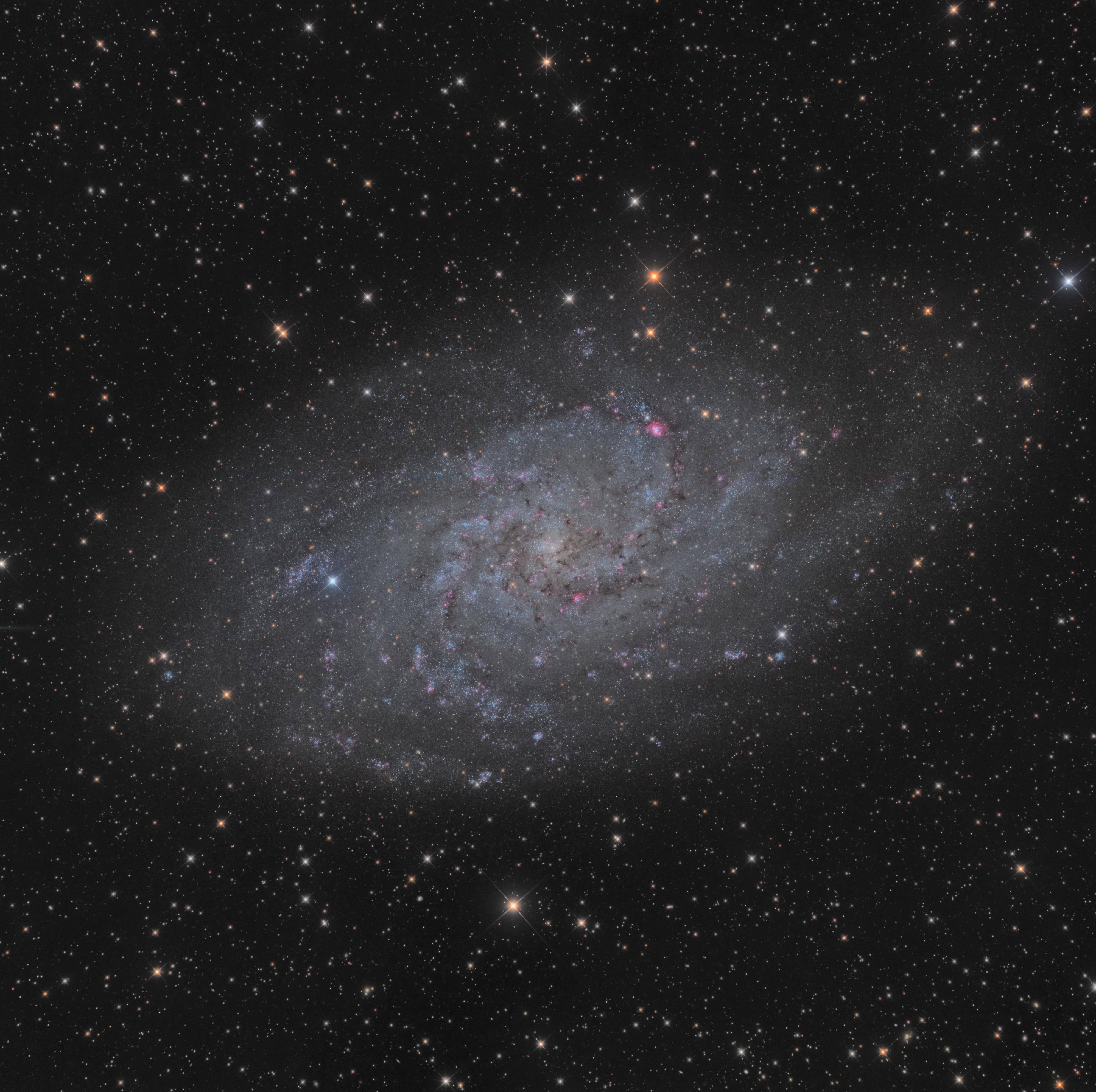 M33 en LRGB-Ha-OIII au 400 F3,8 262074Image14finrnicolasmaxxxbon