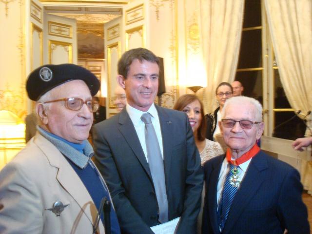 """Honneur au Choc , remise de la """"cravate de Commandeur... 262434028"""
