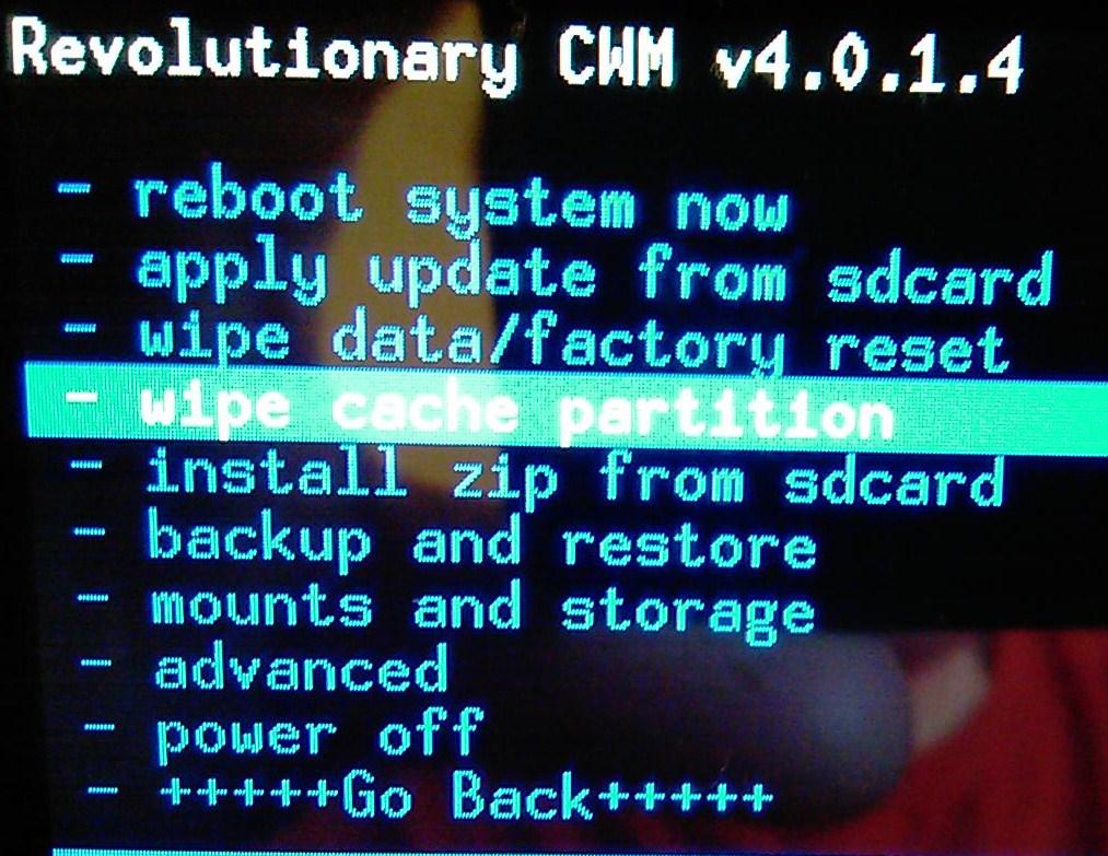 [Tuto] Downgrade vers GB, passage en S.Off, installation Leedroid GB 2.2.0 (en images) 262500IMAG0016