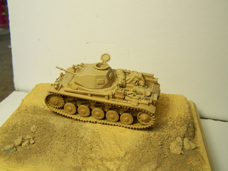 Panzer 2 auf F Africa Korps 1941  (Terminé) 2625961005380
