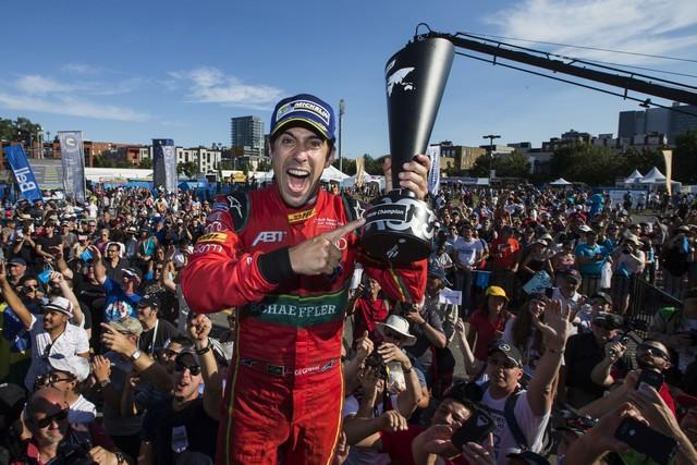 Le pilote Audi Lucas di Grassi est champion de Formule E 262640A179383medium