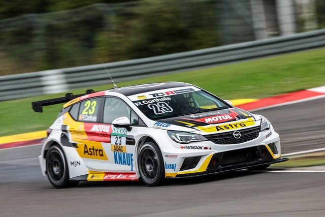 Tout est en place pour la seconde saison de l'Opel Astra TCR 262930OpelAstraTCR305053