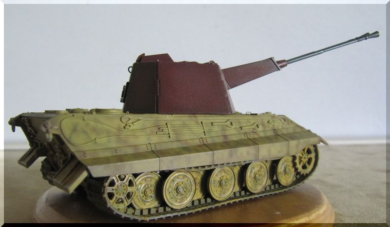 E-75 version Flakpanzer 55mm - Modelcollect - 1/72 - Page 2 2629469022