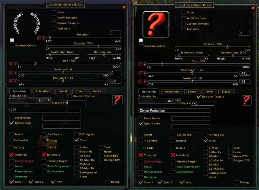 [Le Guide partie 7] Raccourcis / Interface / Macros / Addons 263157Powa2
