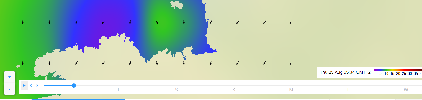 PredictWind Offshore 263327animation