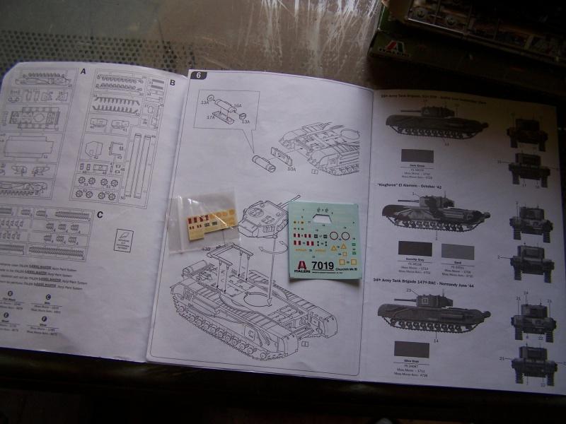 Churchill mk3* Normandie 44 2641041005920