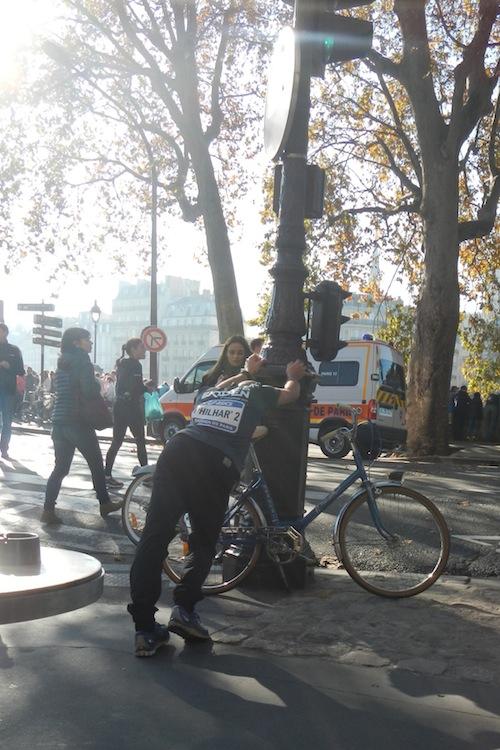 Pliant Helyett à l'Ekiden de PARIS le 1° Novembre 2015 (Fynsek et les Bisouquets) 265482DSCN6797