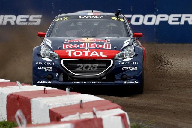 Rallycross : La PEUGEOT 208 WRX et le Team Peugeot Hansen triomphent au Canada ! 265522wrx20150807057