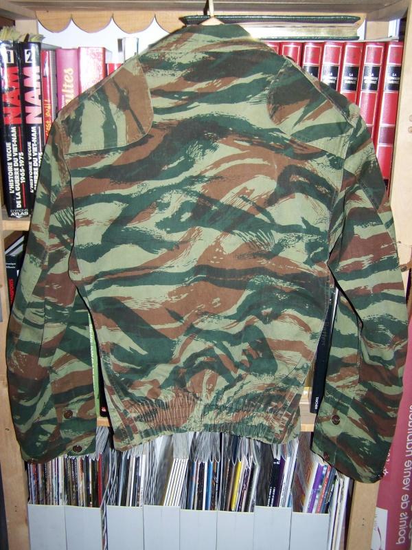 veste camouflée TTA 47/52 allégée et modifiée 2655361008409