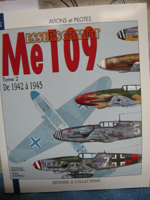 Bf-109 F-4 Trumpetter 1/24 265732IMG7614