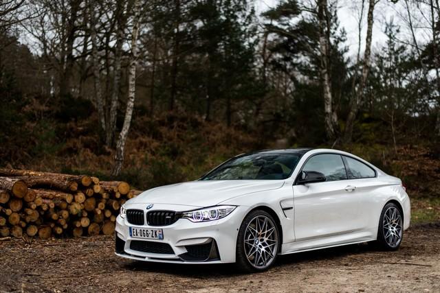 BMW M4 Coupé Tour Auto Edition : une édition française ultra limitée pour célébrer le rallye emblématique. 266283P90215103highResbmwm4coupetourau