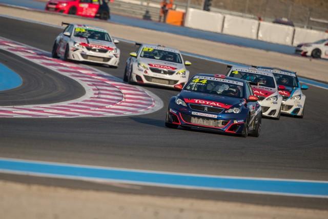 La 1ère Saison De La 308 Racing Cup Tient Ses Promesses !  27014759e37158862c3zoom
