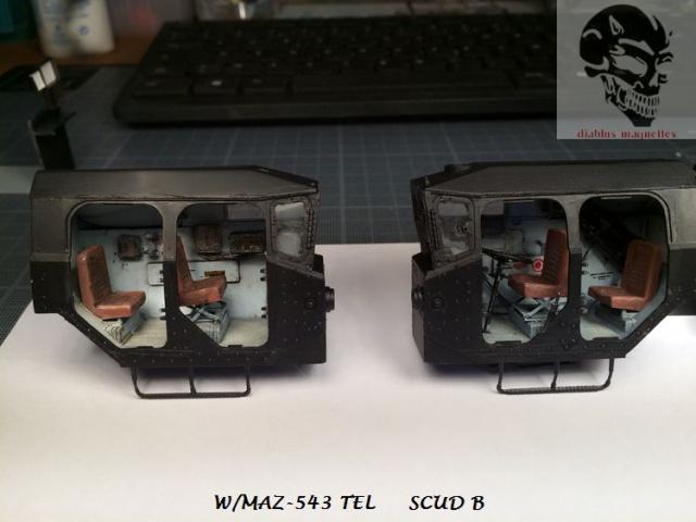 W/MAZ -543 TEL  SCUDB  maquette dragon 1/35 270376IMG4318