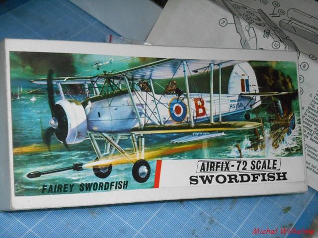 swordfish kit AIRFIX   RELIQUE DE 1960 271267DSCN9260Copier