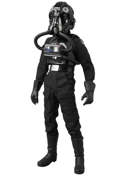 "STAR WARS - TIE-FIGHTER PILOT(TM) (Black 3 ""Backstabber"") - (RAH 631) 2723460524rahtie8302"