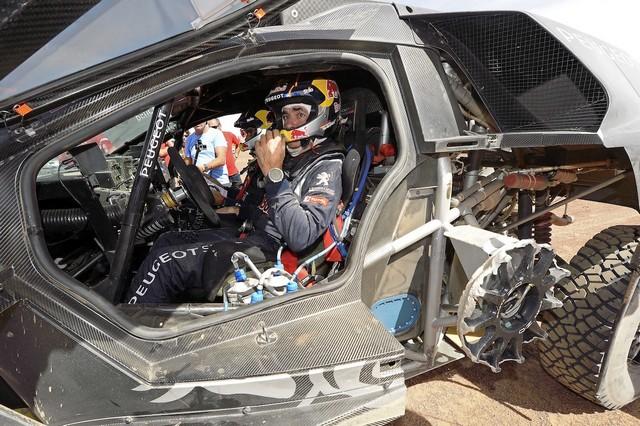 Team Peugeot Total : Rallye du maroc / ETAPE 1 : Boucle de Zagora 27324405315002007
