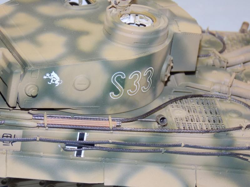 TIGRE S33  avant la bataille de Koursk juillet 43 (Dragon 1/35 dio DIODUMP) - Page 6 273251DSCN4672