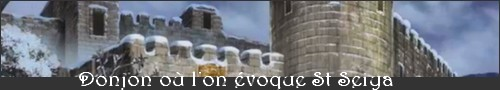Le Donjon St Seiya
