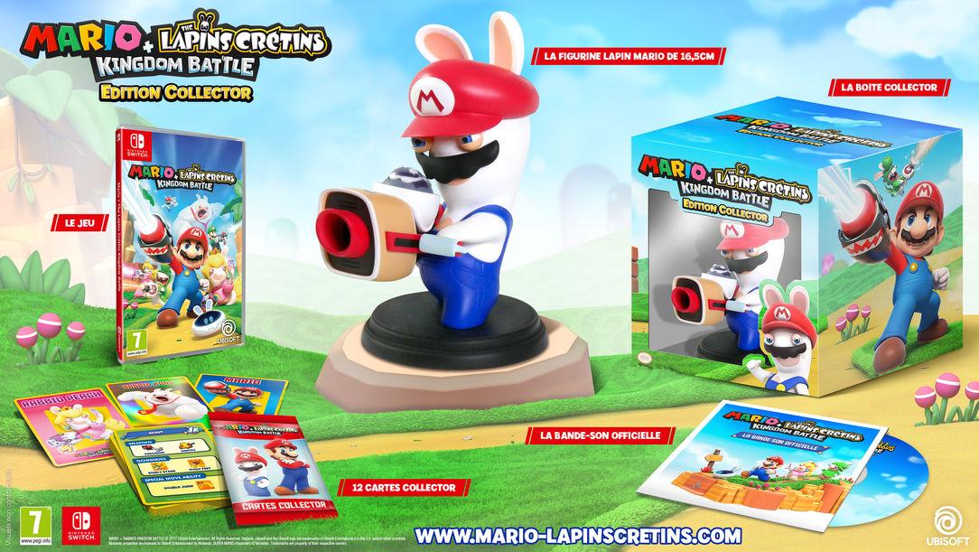 [2017-08-29] Mario et Les Lapins Crétins collector Switch 274006mariolapinscretinsbattlekingdomcollectorswt