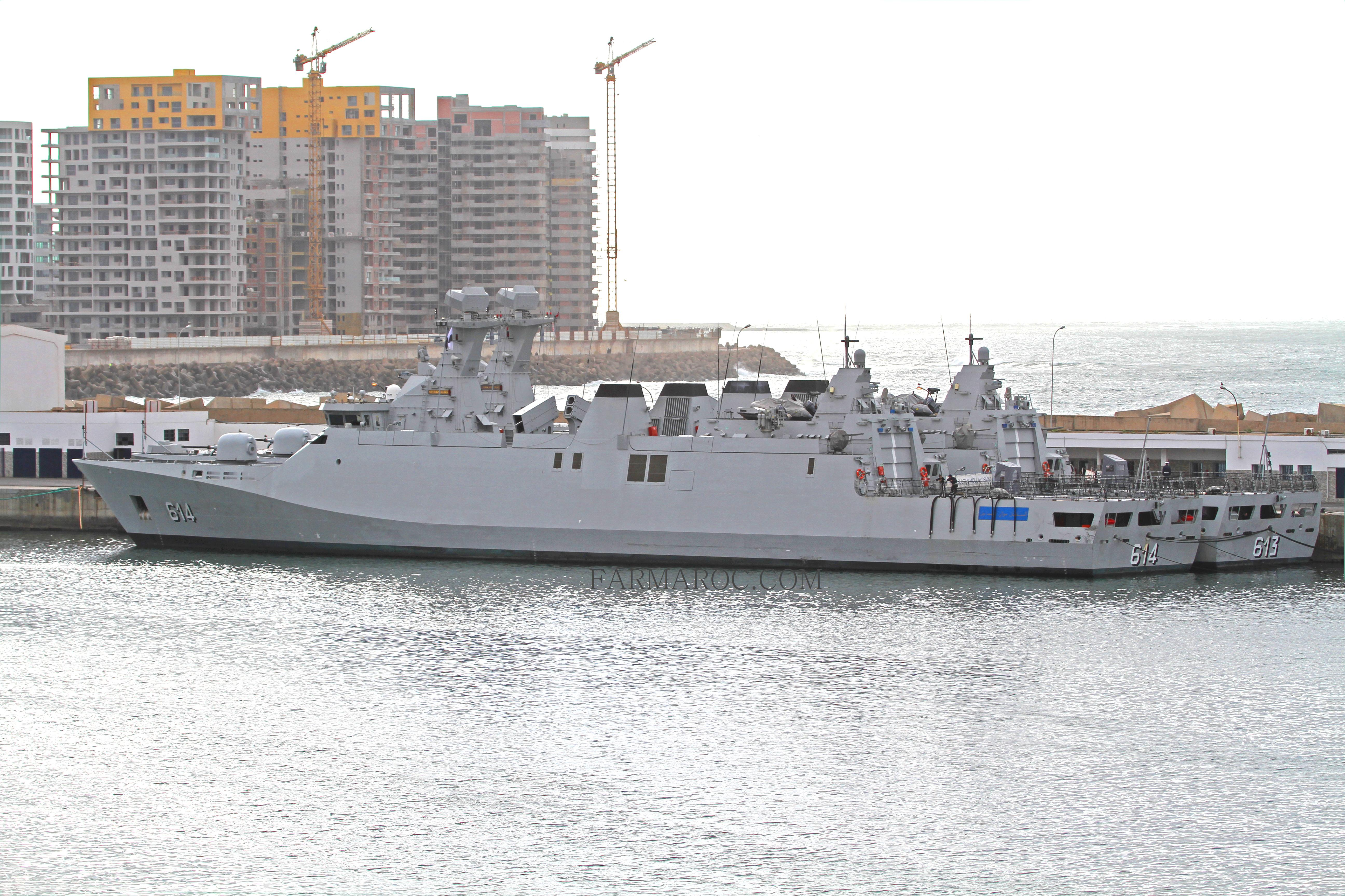Royal Moroccan Navy Sigma class frigates / Frégates marocaines multimissions Sigma - Page 15 27452814199733706a614d5c808o