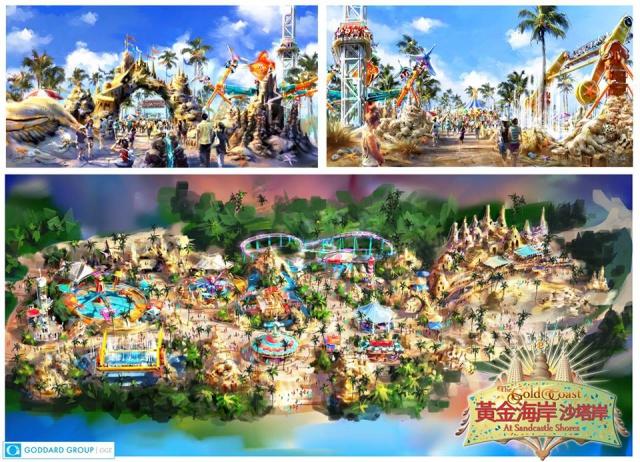 (Chine) Shanghai Haichang Ocean Park (2018) 274951w82