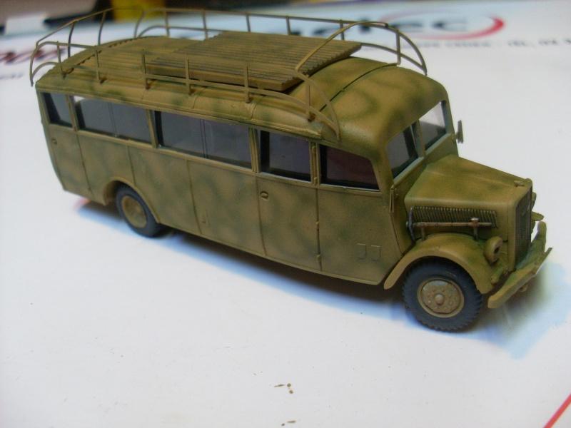 OPEL BLITZ omnibus (version tardive) 276414SL380034