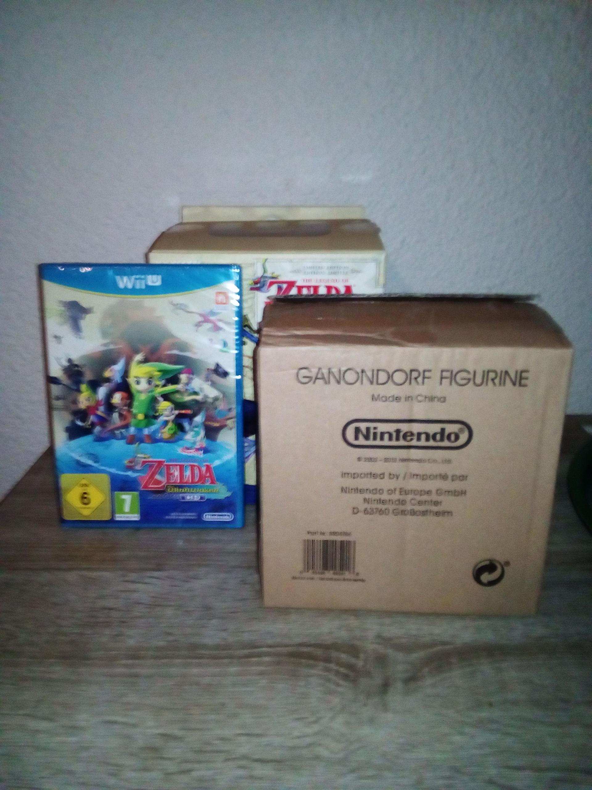 [EST] Zelda the windwaker HD ( édition limitée ) Wii U 276782IMG20171204165059