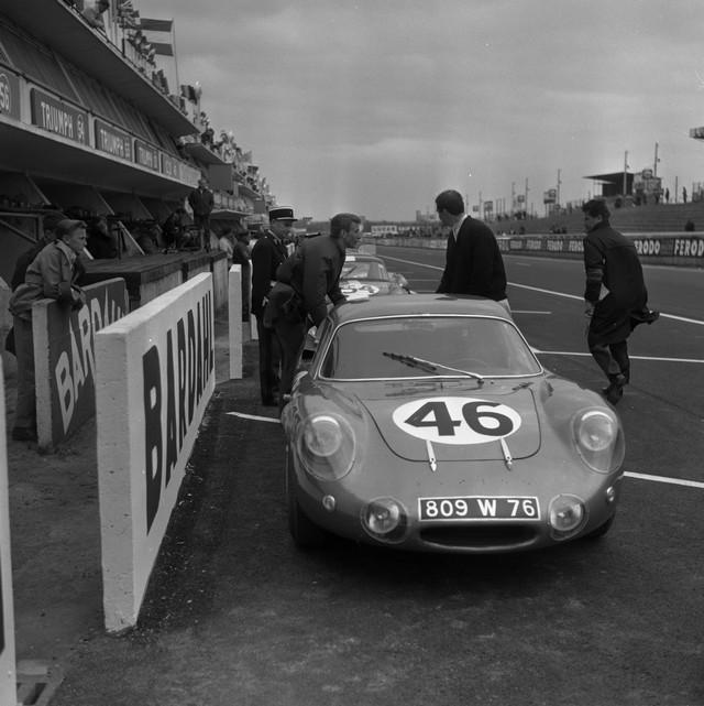 Alpine présent en force pour l'édition 2016 du Mans Classic 2782344931716