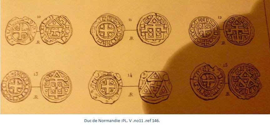 Denier au temple de Normandie 279093normandie