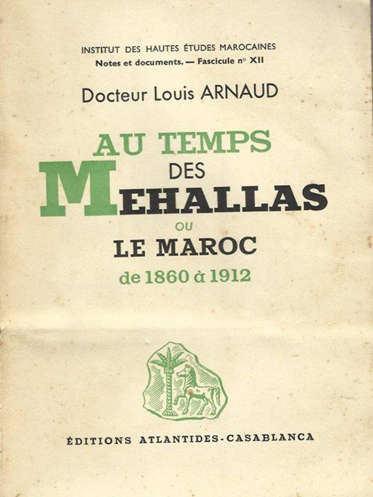 """كتاب """" في زمن المحلات او المغرب من  1860 الى 1912"""" 279372218907811670320023457249593449338170443n"""