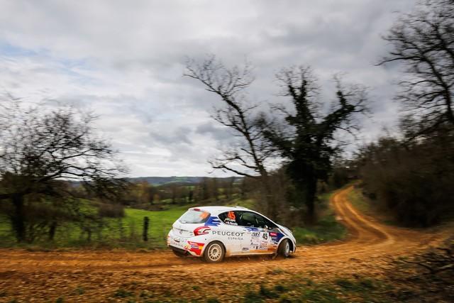 208 Rally Cup - Pour Virer En Tête À La Mi-Saison  2796585700020575974